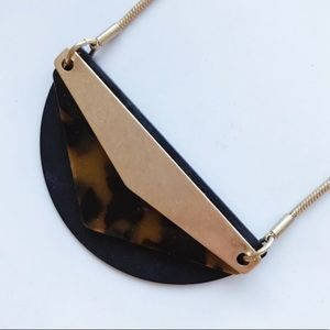 Madewell Framecraft Deco Pendant Necklace
